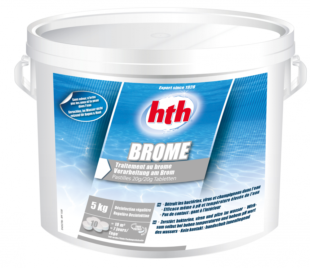 Hth brome for Piscine brome cancer