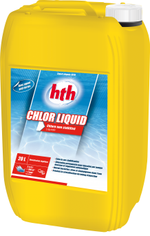 hth CHLOR LIQUID 13°