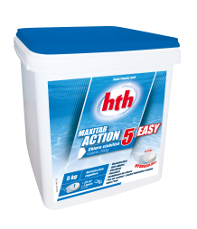 hth MAXITAB 200g Action 5 EASY