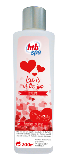 hth Spa LOVE IS IN THE SPA